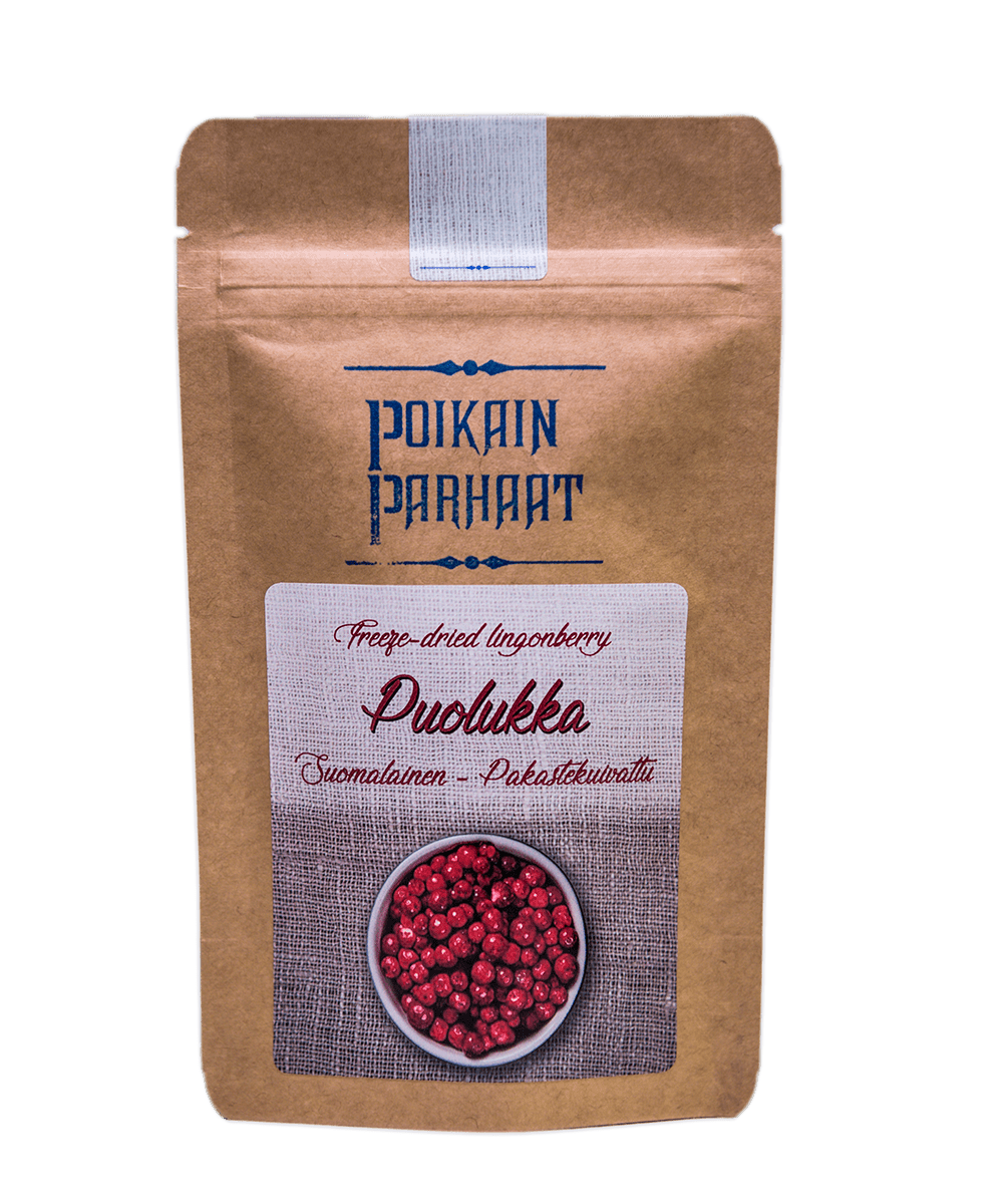 Freeze Dried Lingonberry