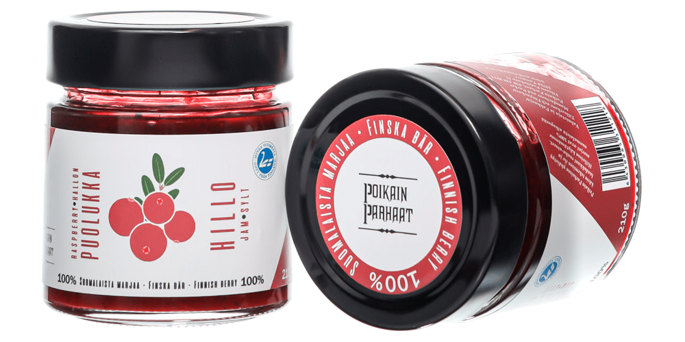 Finnish Lingonberry Jam