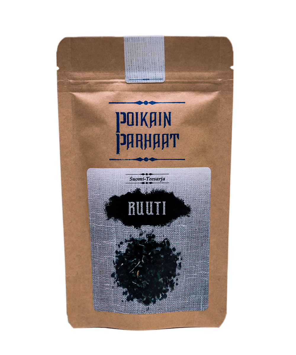 Finland Tea Series Gunpowder