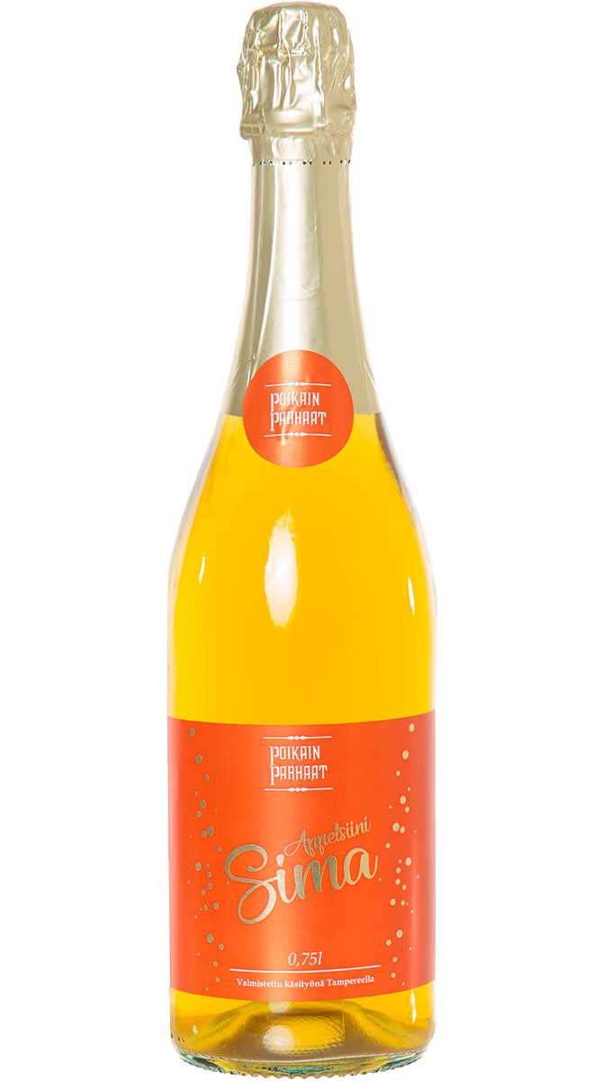 Orange Artisan Mead