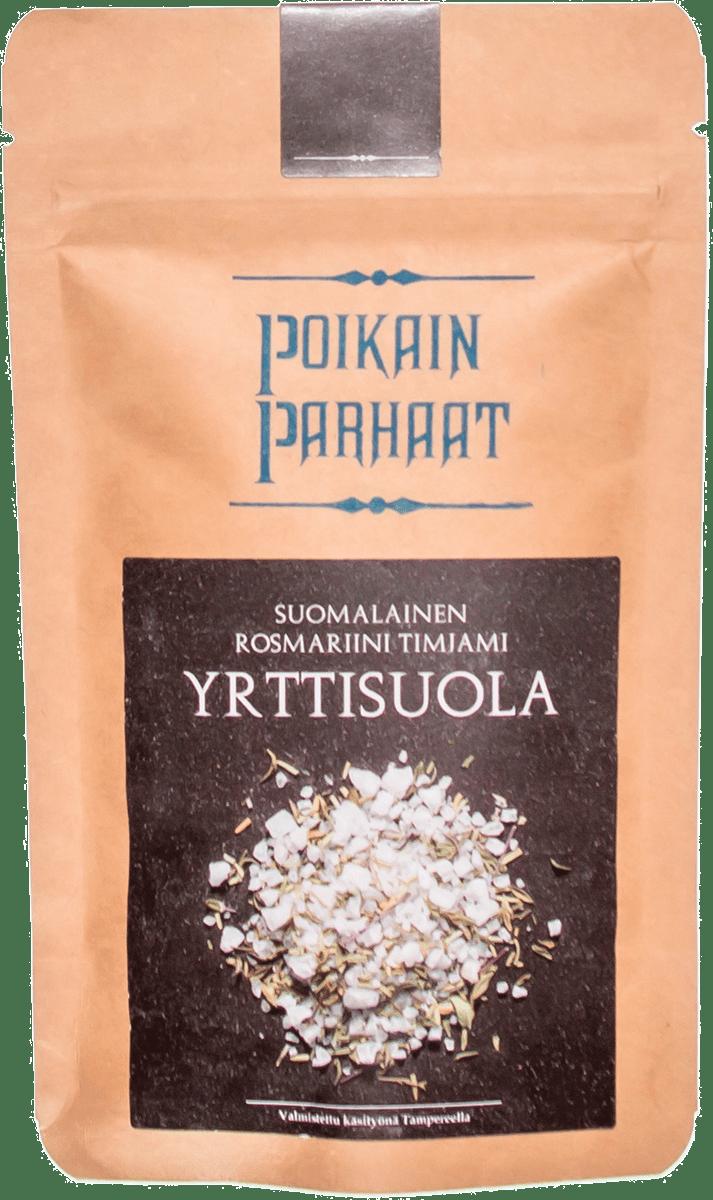 Rosmariini-Timjami Yrttisuola