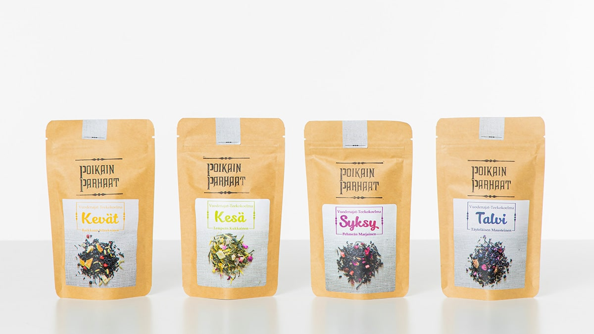 Seasons Tea collection