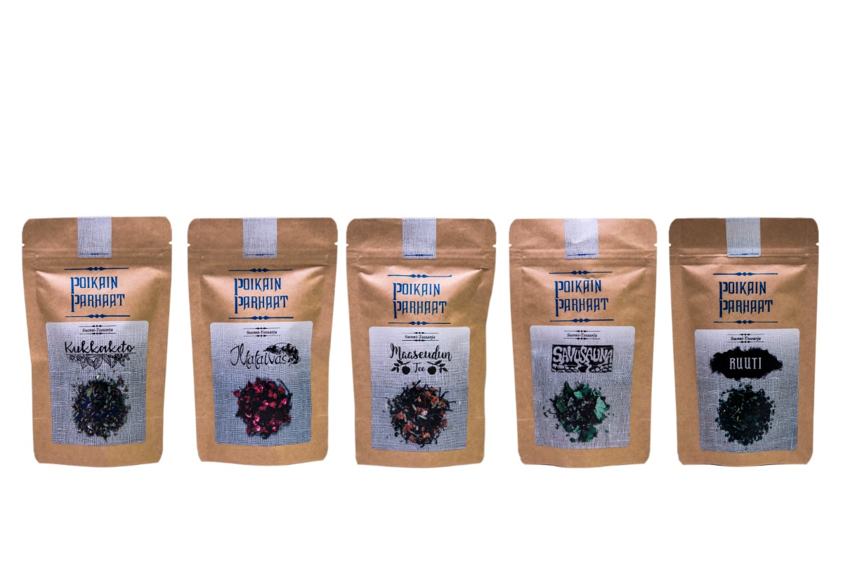 Finland Tea Series