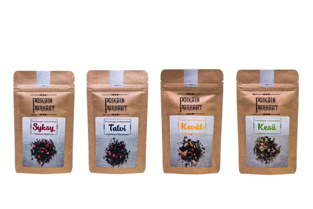 Seasons Tea collection